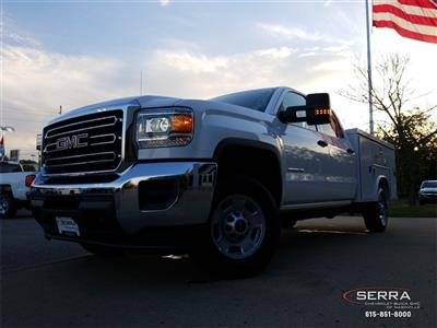 2019 Sierra 2500 Crew Cab 4x2,  Reading SL Service Body #C92412 - photo 15