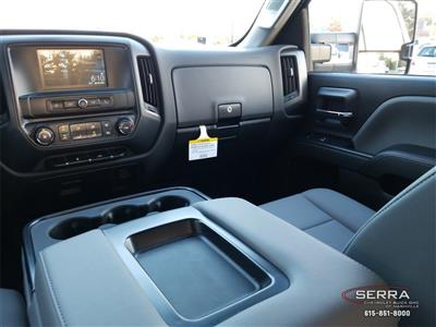 2019 Sierra 2500 Crew Cab 4x2,  Reading SL Service Body #C92412 - photo 37
