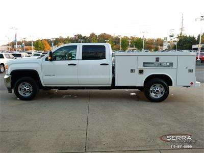 2019 Sierra 2500 Crew Cab 4x2,  Service Body #C92412 - photo 5