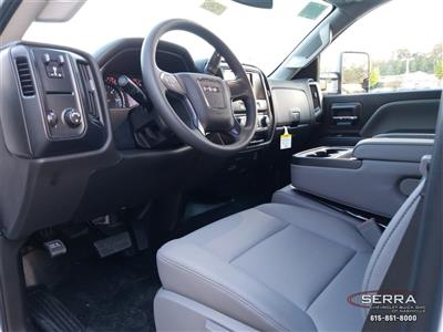 2019 Sierra 2500 Crew Cab 4x2,  Reading SL Service Body #C92412 - photo 42