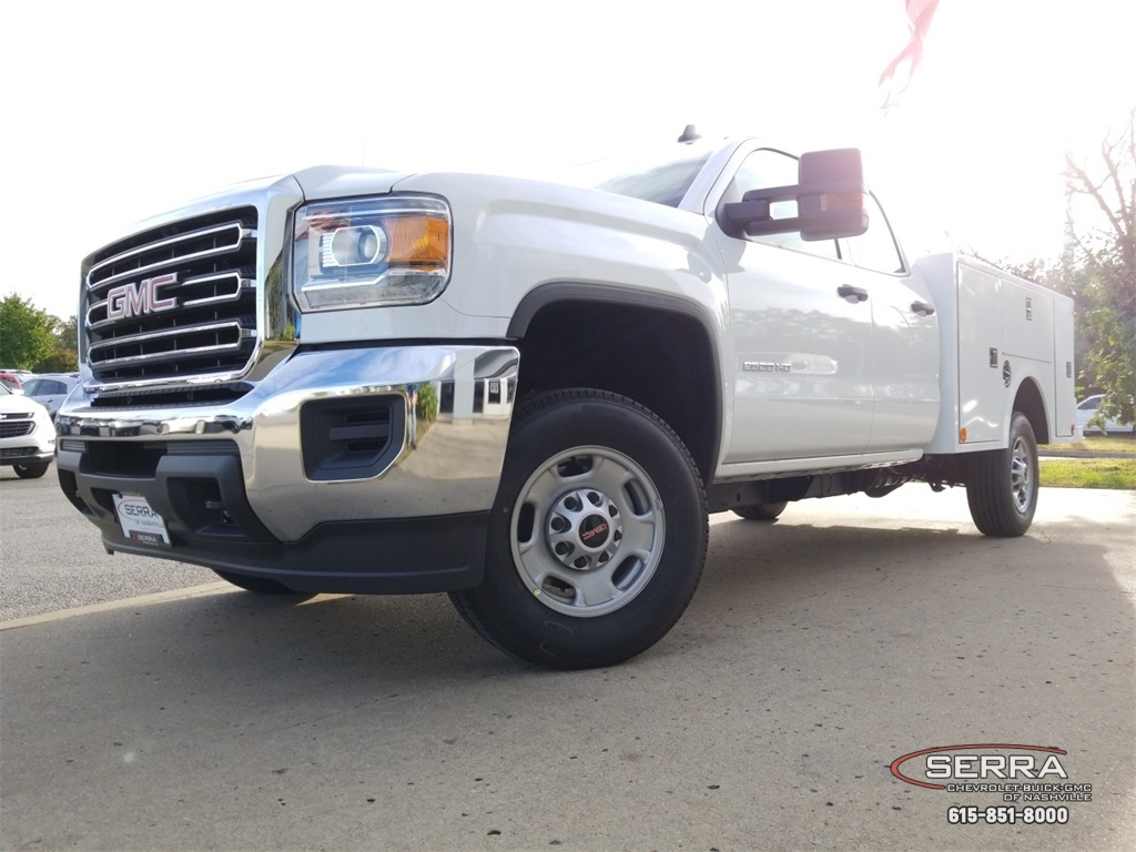 2019 Sierra 2500 Extended Cab 4x2,  Warner Service Body #C92450 - photo 16