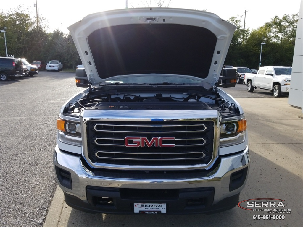 2019 Sierra 2500 Extended Cab 4x2,  Warner Service Body #C92450 - photo 19