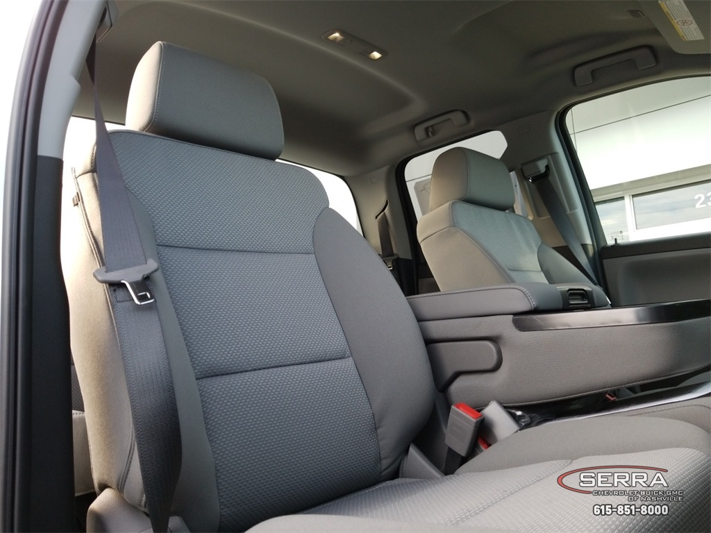 2019 Sierra 2500 Extended Cab 4x2,  Warner Service Body #C92450 - photo 28