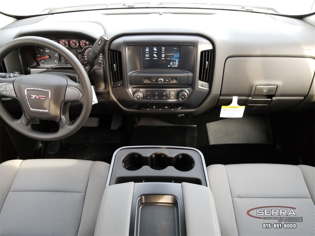 2019 Sierra 2500 Extended Cab 4x2,  Warner Service Body #C92450 - photo 35