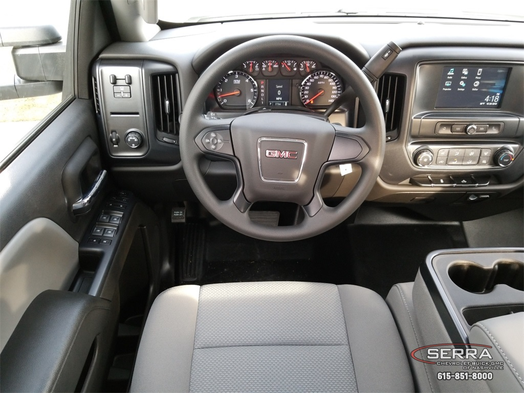 2019 Sierra 2500 Extended Cab 4x2,  Warner Service Body #C92450 - photo 36