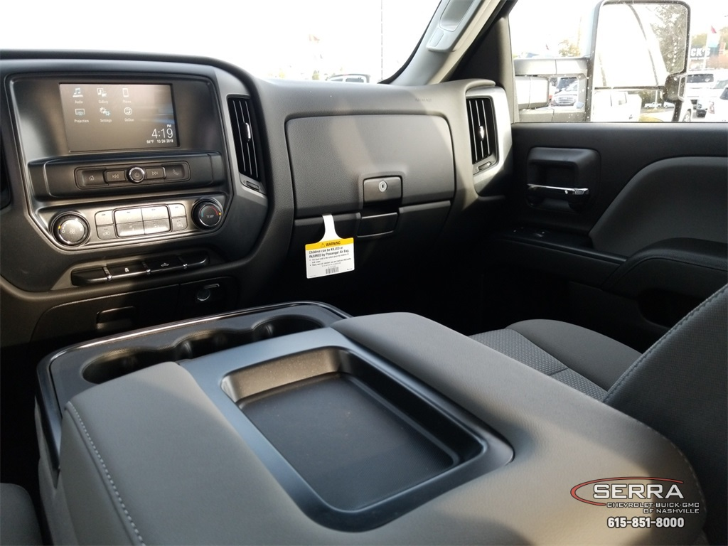 2019 Sierra 2500 Extended Cab 4x2,  Warner Service Body #C92450 - photo 37
