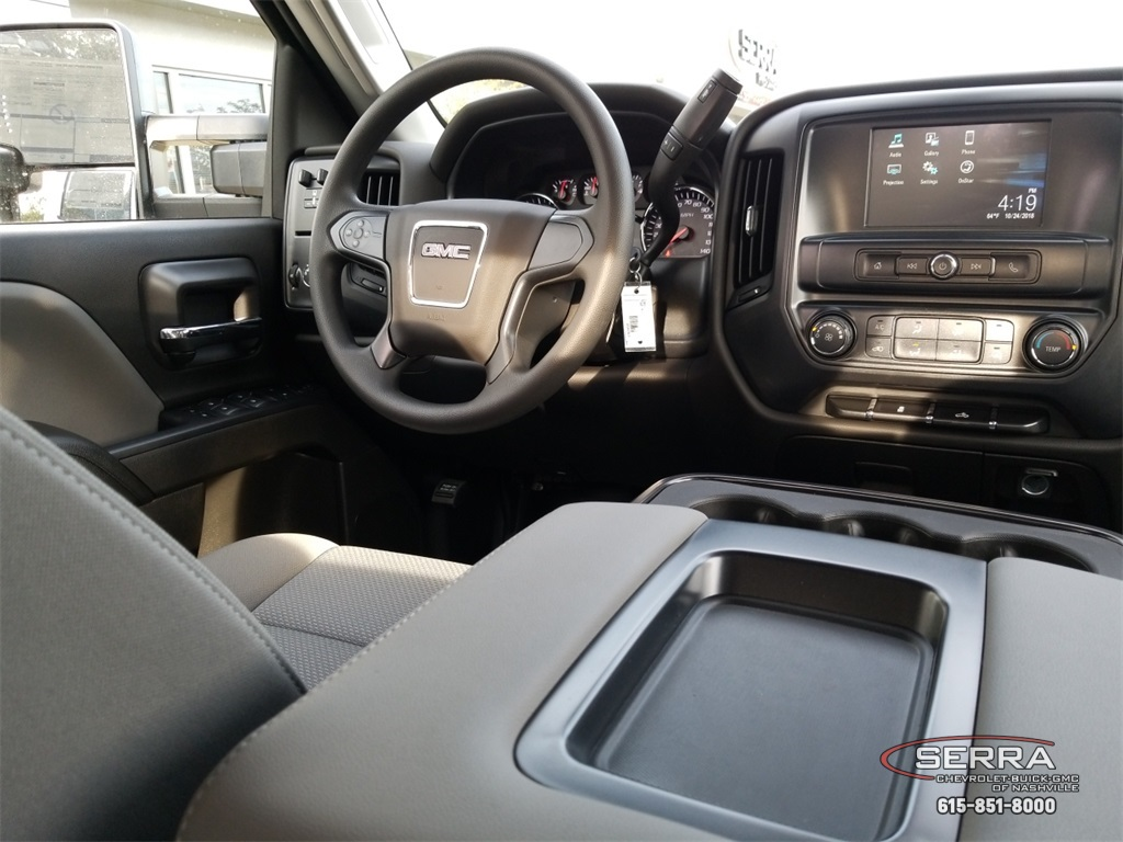 2019 Sierra 2500 Extended Cab 4x2,  Warner Service Body #C92450 - photo 38