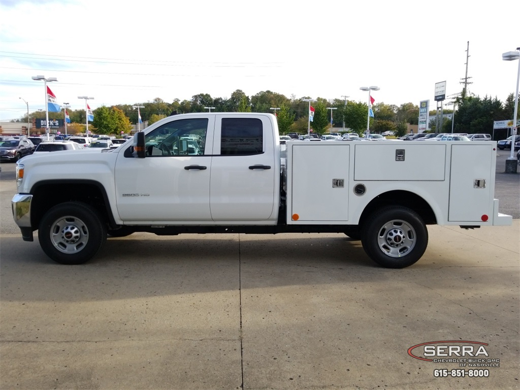 2019 Sierra 2500 Extended Cab 4x2,  Warner Service Body #C92450 - photo 5