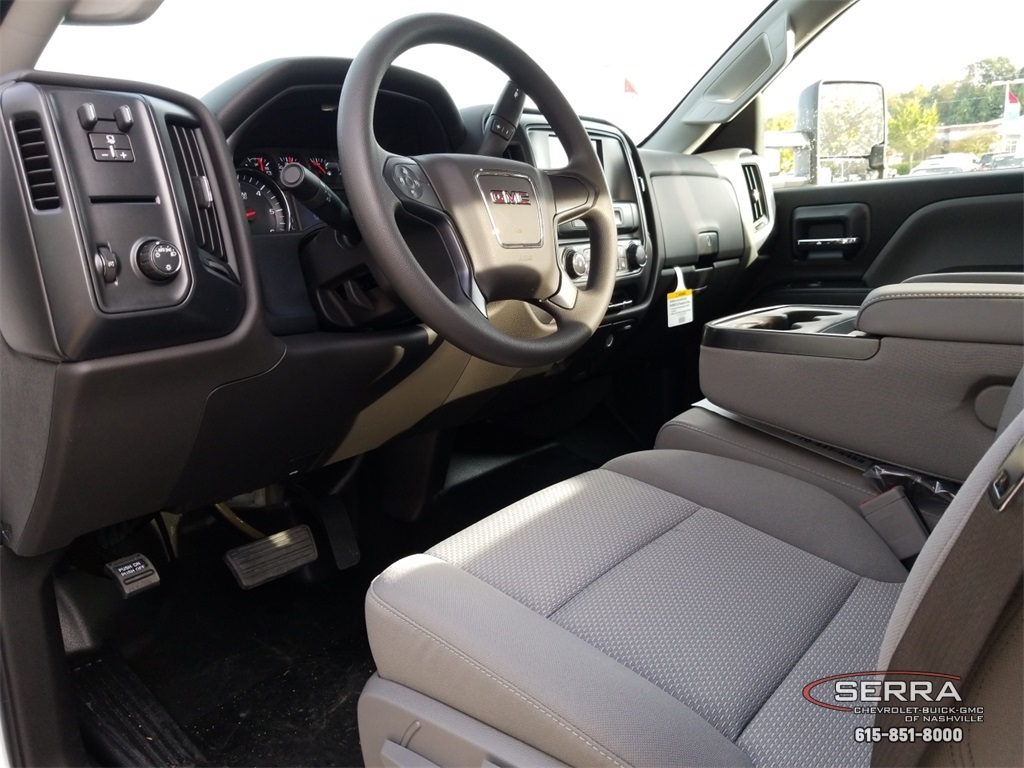 2019 Sierra 2500 Extended Cab 4x2,  Warner Service Body #C92450 - photo 42