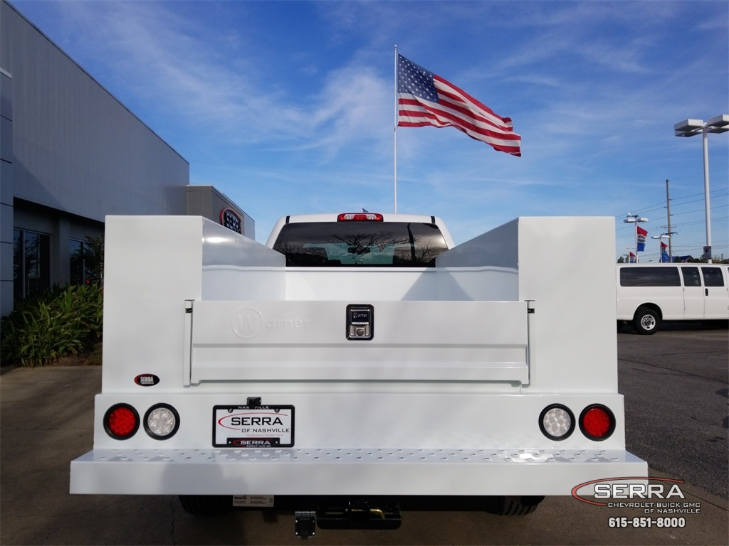 2019 Sierra 2500 Extended Cab 4x2,  Warner Service Body #C92450 - photo 7