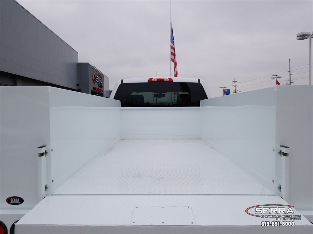 2019 Sierra 2500 Extended Cab 4x2,  Warner Service Body #C92485 - photo 11