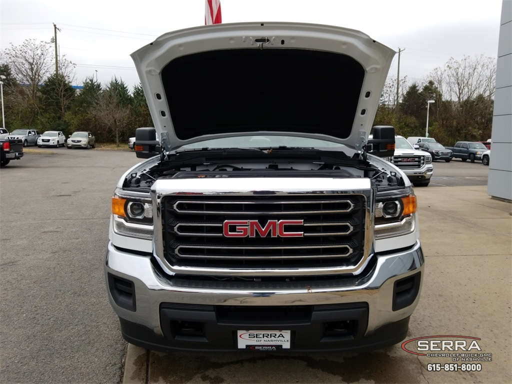 2019 Sierra 2500 Extended Cab 4x2,  Warner Service Body #C92485 - photo 17