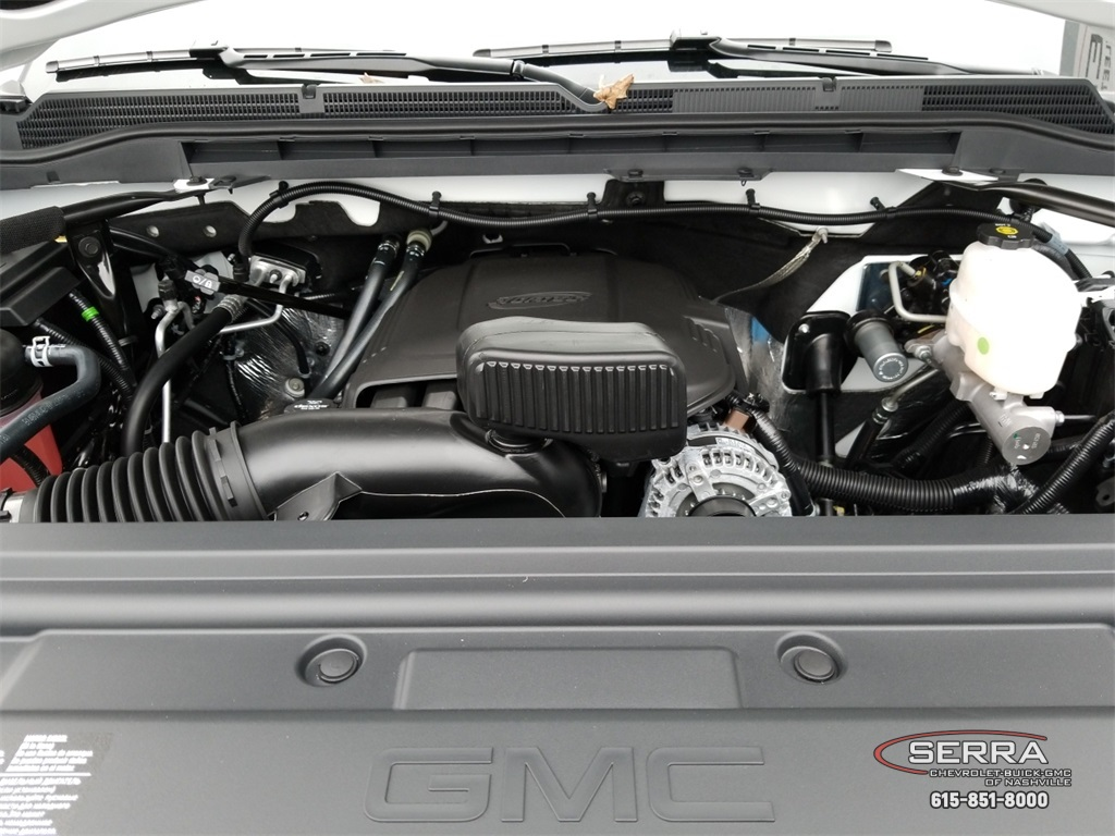 2019 Sierra 2500 Extended Cab 4x2,  Warner Service Body #C92485 - photo 18