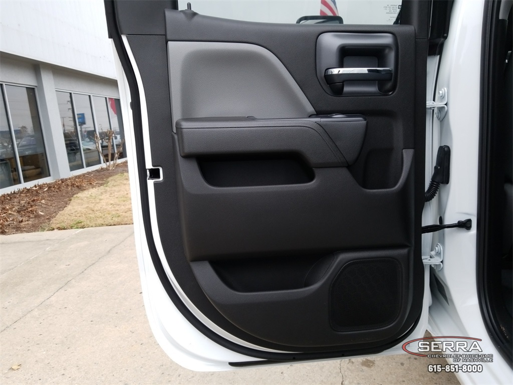 2019 Sierra 2500 Extended Cab 4x2,  Warner Service Body #C92485 - photo 21