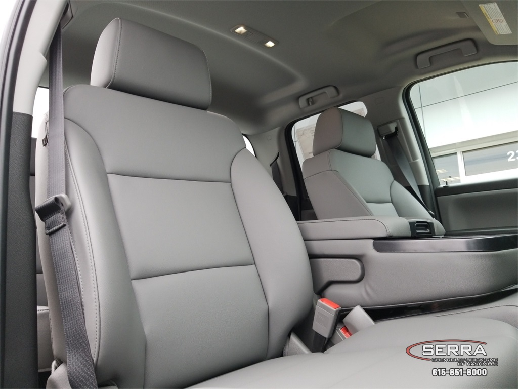 2019 Sierra 2500 Extended Cab 4x2,  Warner Service Body #C92485 - photo 26