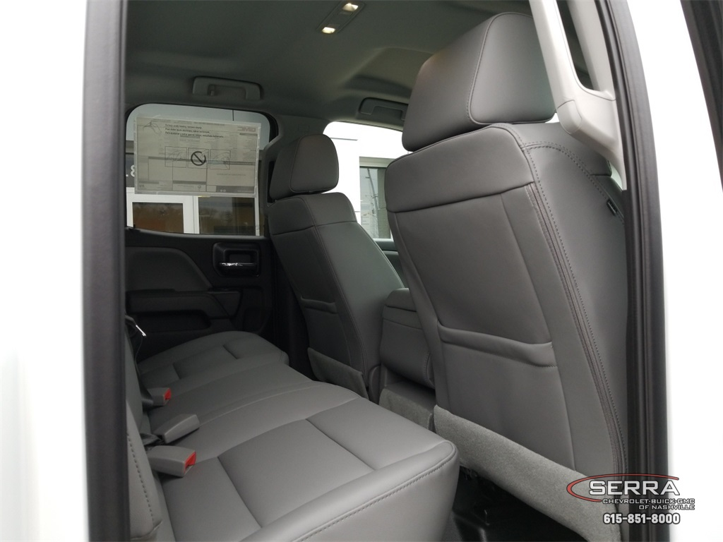 2019 Sierra 2500 Extended Cab 4x2,  Warner Service Body #C92485 - photo 28
