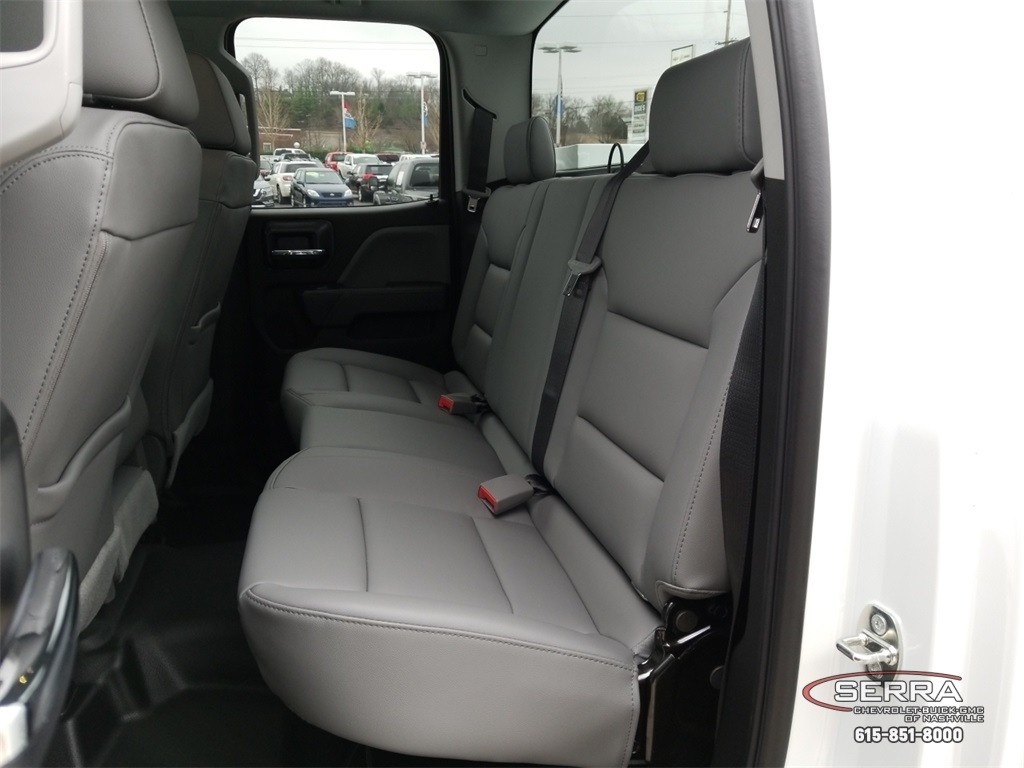 2019 Sierra 2500 Extended Cab 4x2,  Warner Service Body #C92485 - photo 30