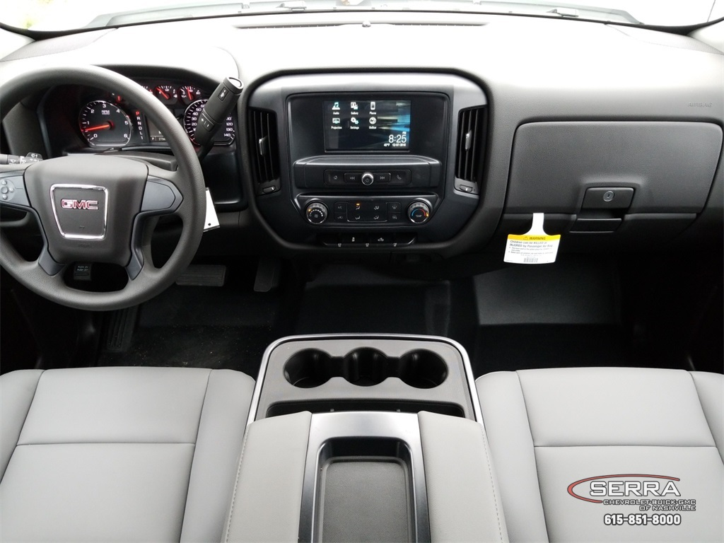 2019 Sierra 2500 Extended Cab 4x2,  Warner Service Body #C92485 - photo 33