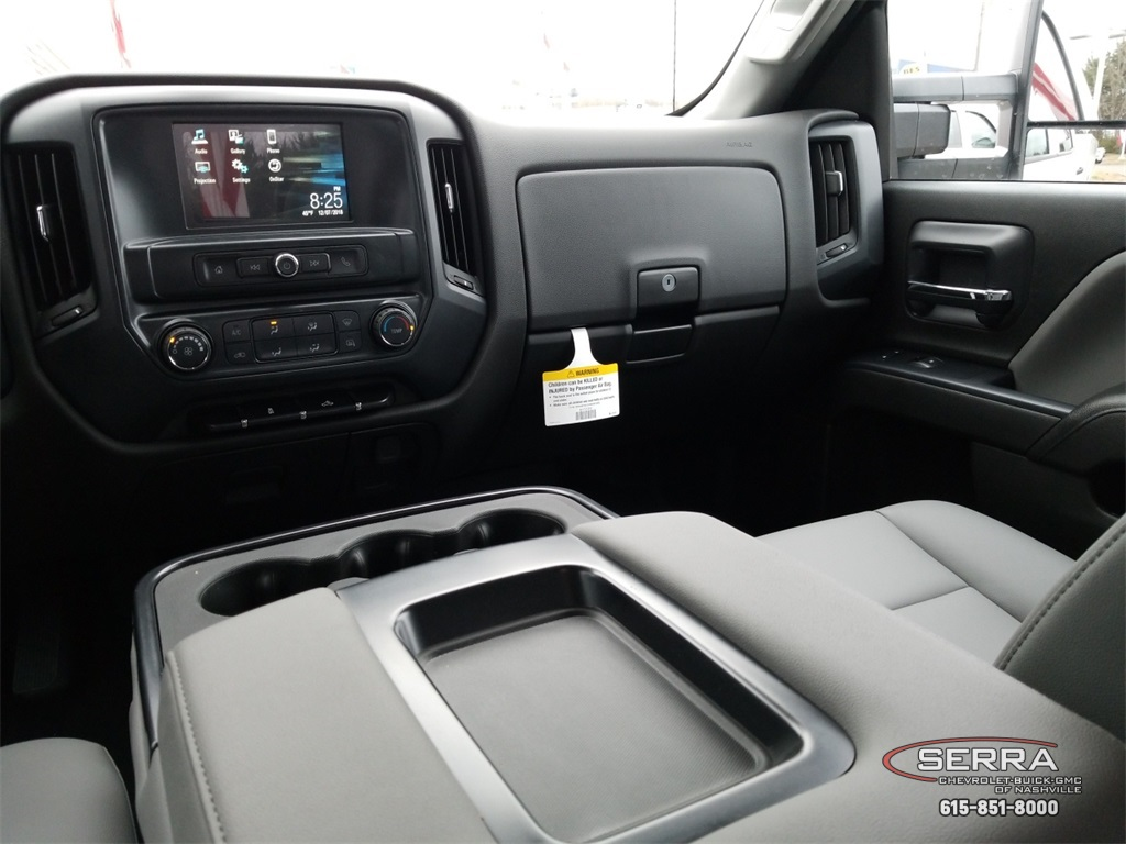 2019 Sierra 2500 Extended Cab 4x2,  Warner Service Body #C92485 - photo 35