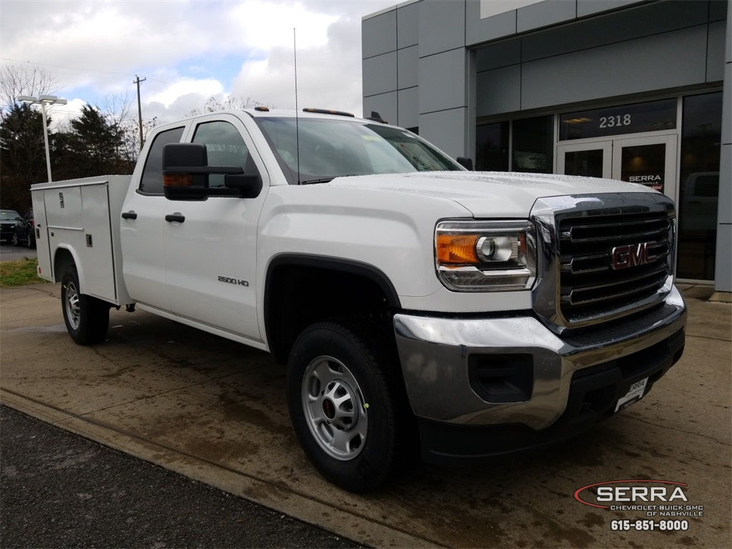 2019 Sierra 2500 Extended Cab 4x2,  Reading SL Service Body #C92495 - photo 1