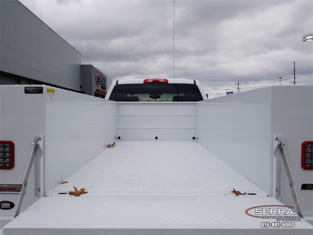 2019 Sierra 2500 Extended Cab 4x2,  Reading Service Body #C92495 - photo 11