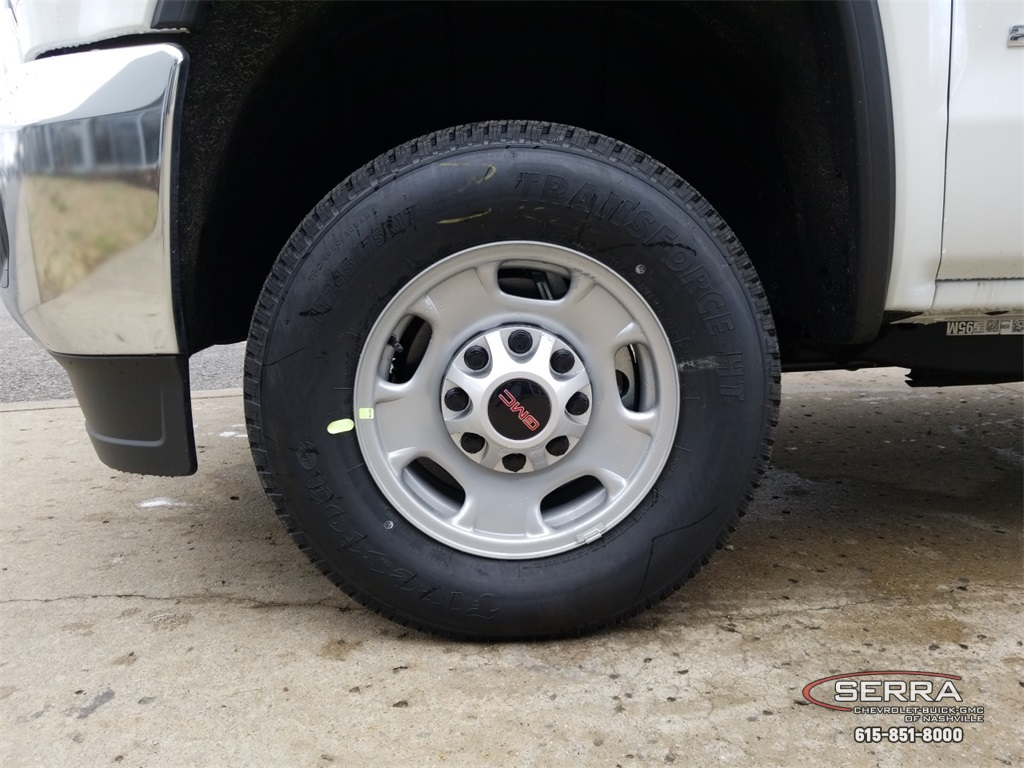 2019 Sierra 2500 Extended Cab 4x2,  Reading SL Service Body #C92495 - photo 17