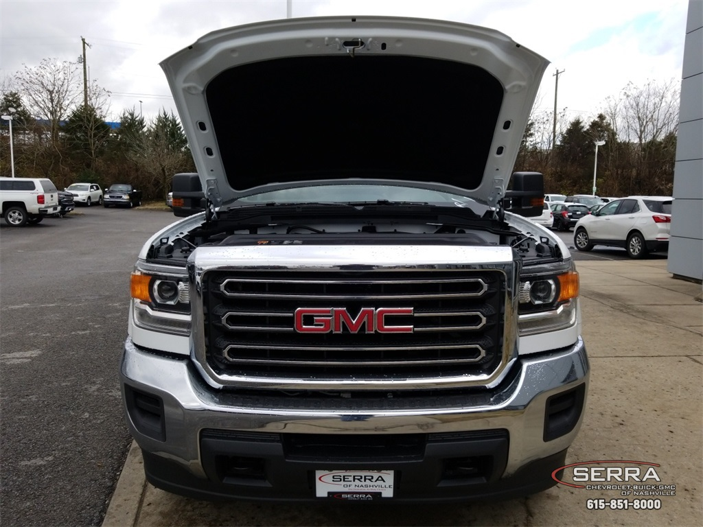 2019 Sierra 2500 Extended Cab 4x2,  Reading SL Service Body #C92495 - photo 18