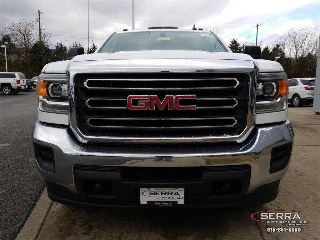 2019 Sierra 2500 Extended Cab 4x2,  Reading SL Service Body #C92495 - photo 3
