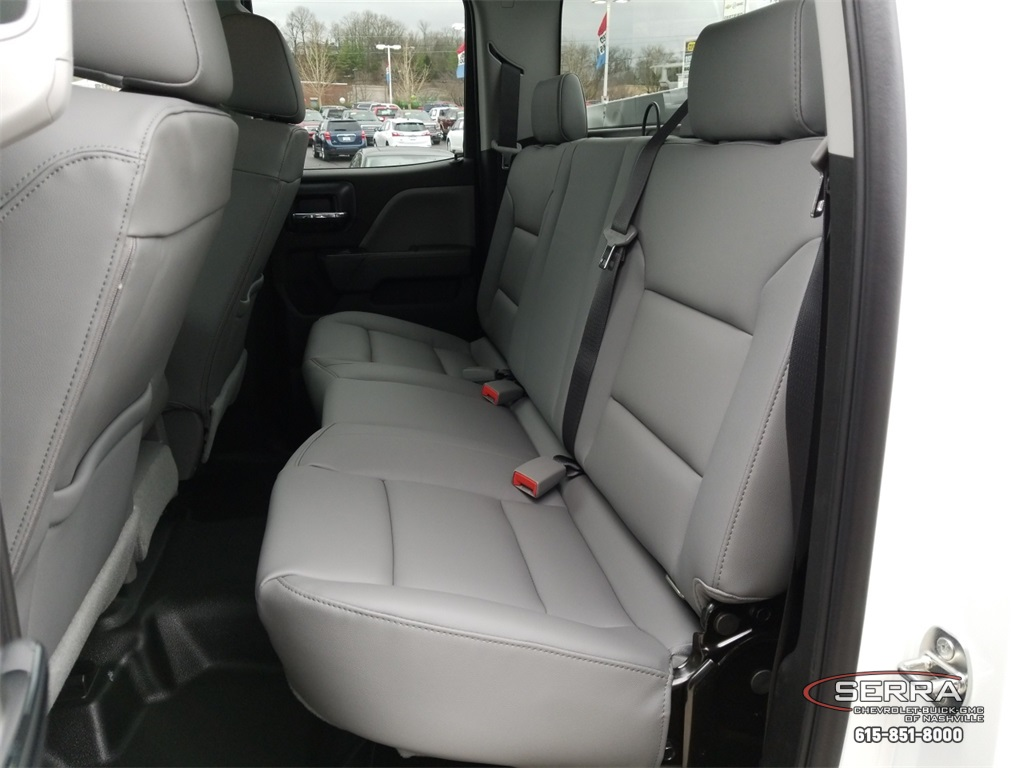 2019 Sierra 2500 Extended Cab 4x2,  Reading Service Body #C92495 - photo 31