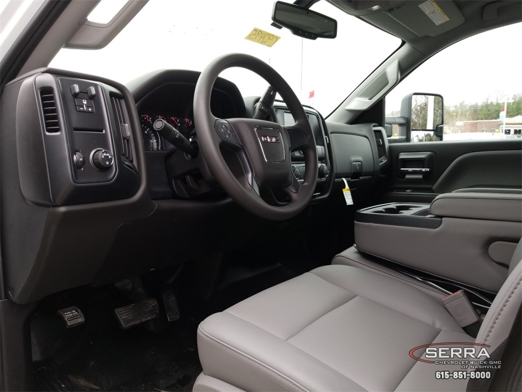 2019 Sierra 2500 Extended Cab 4x2,  Reading SL Service Body #C92495 - photo 41