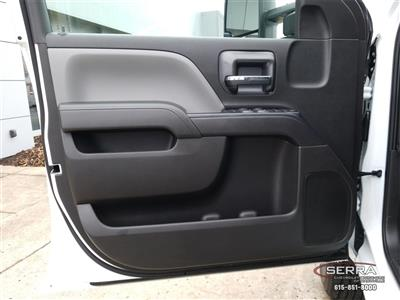 2019 Sierra 2500 Extended Cab 4x2,  Reading SL Service Body #C92495 - photo 21
