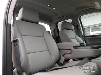 2019 Sierra 2500 Extended Cab 4x2,  Reading SL Service Body #C92495 - photo 27