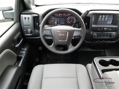 2019 Sierra 2500 Extended Cab 4x2,  Reading SL Service Body #C92495 - photo 35