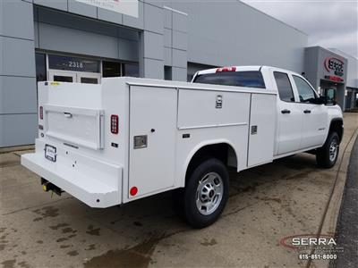 2019 Sierra 2500 Extended Cab 4x2,  Reading SL Service Body #C92495 - photo 2