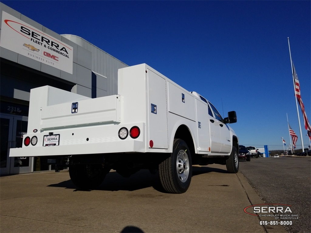 2019 Sierra 2500 Extended Cab 4x2,  Warner Select II Service Body #C92505 - photo 10