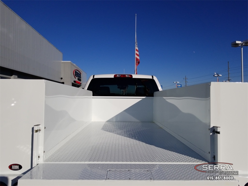 2019 Sierra 2500 Extended Cab 4x2,  Warner Select II Service Body #C92505 - photo 11