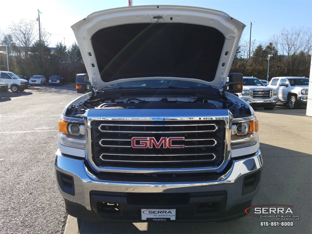 2019 Sierra 2500 Extended Cab 4x2,  Warner Select II Service Body #C92505 - photo 18