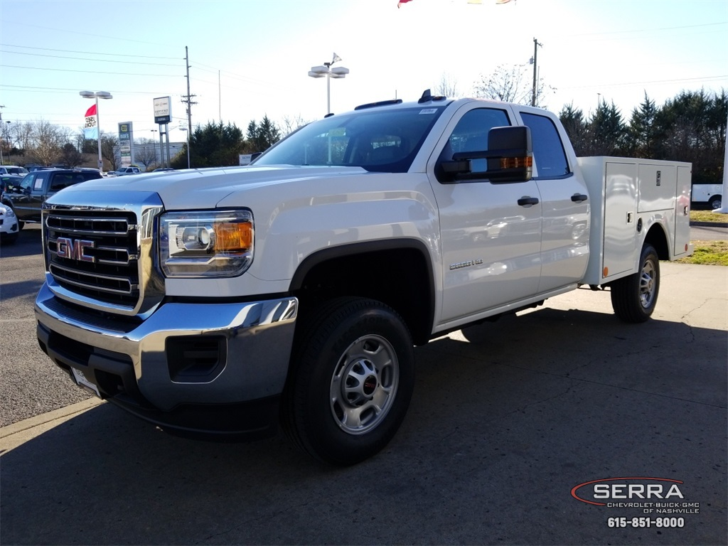 2019 Sierra 2500 Extended Cab 4x2,  Warner Select II Service Body #C92505 - photo 4