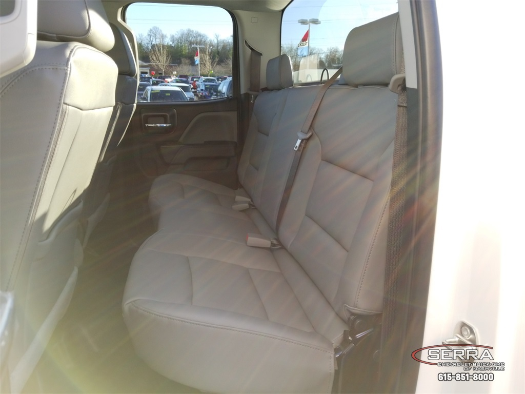 2019 Sierra 2500 Extended Cab 4x2,  Warner Select II Service Body #C92505 - photo 31