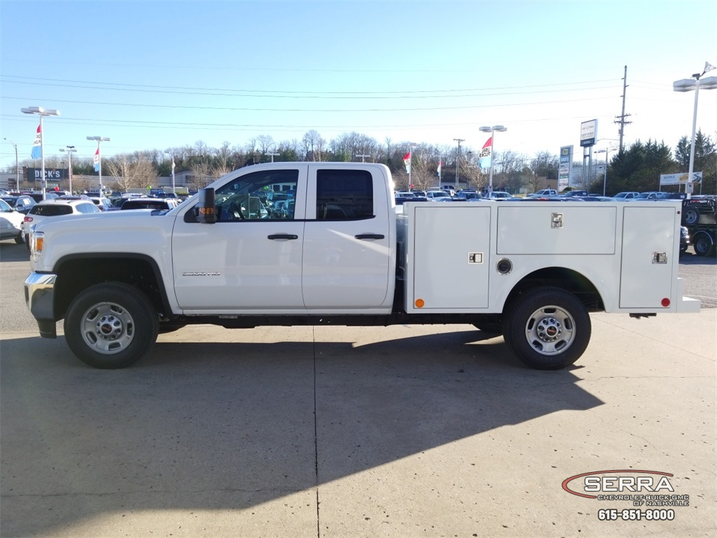 2019 Sierra 2500 Extended Cab 4x2,  Warner Select II Service Body #C92505 - photo 5