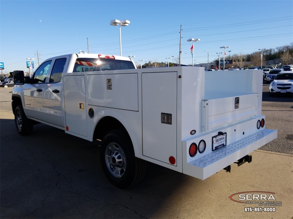 2019 Sierra 2500 Extended Cab 4x2,  Warner Select II Service Body #C92505 - photo 6