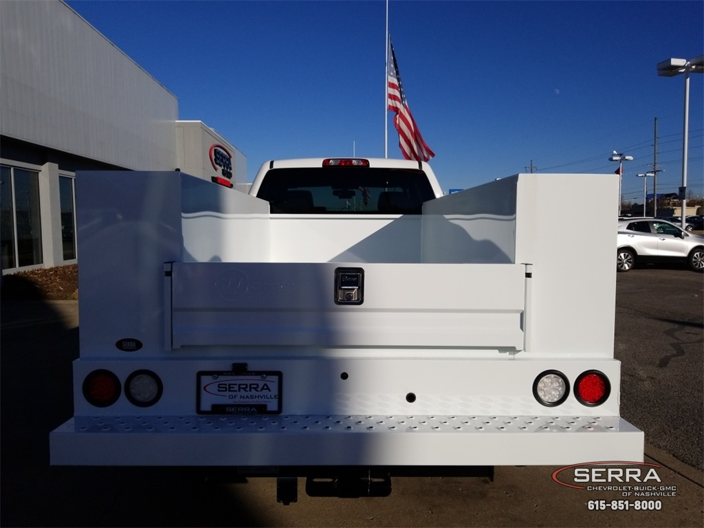2019 Sierra 2500 Extended Cab 4x2,  Warner Select II Service Body #C92505 - photo 7