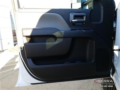 2019 Sierra 2500 Extended Cab 4x2,  Warner Select II Service Body #C92505 - photo 21