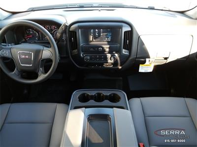 2019 Sierra 2500 Extended Cab 4x2,  Warner Select II Service Body #C92505 - photo 34