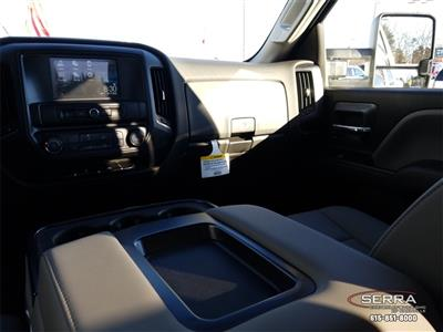 2019 Sierra 2500 Extended Cab 4x2,  Warner Select II Service Body #C92505 - photo 36