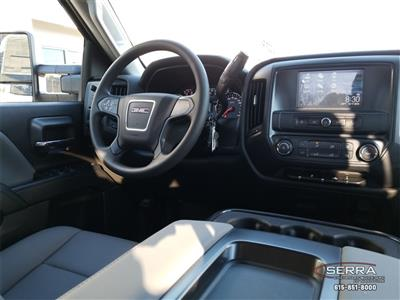 2019 Sierra 2500 Extended Cab 4x2,  Warner Select II Service Body #C92505 - photo 37