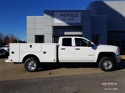 2019 Sierra 2500 Extended Cab 4x2,  Warner Select II Service Body #C92505 - photo 8