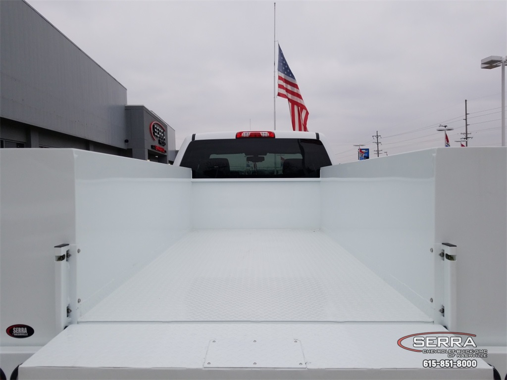 2019 Sierra 2500 Extended Cab 4x2,  Warner Select II Service Body #C92528 - photo 11