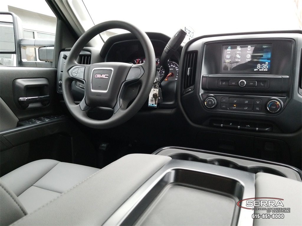 2019 Sierra 2500 Extended Cab 4x2,  Warner Select II Service Body #C92528 - photo 38