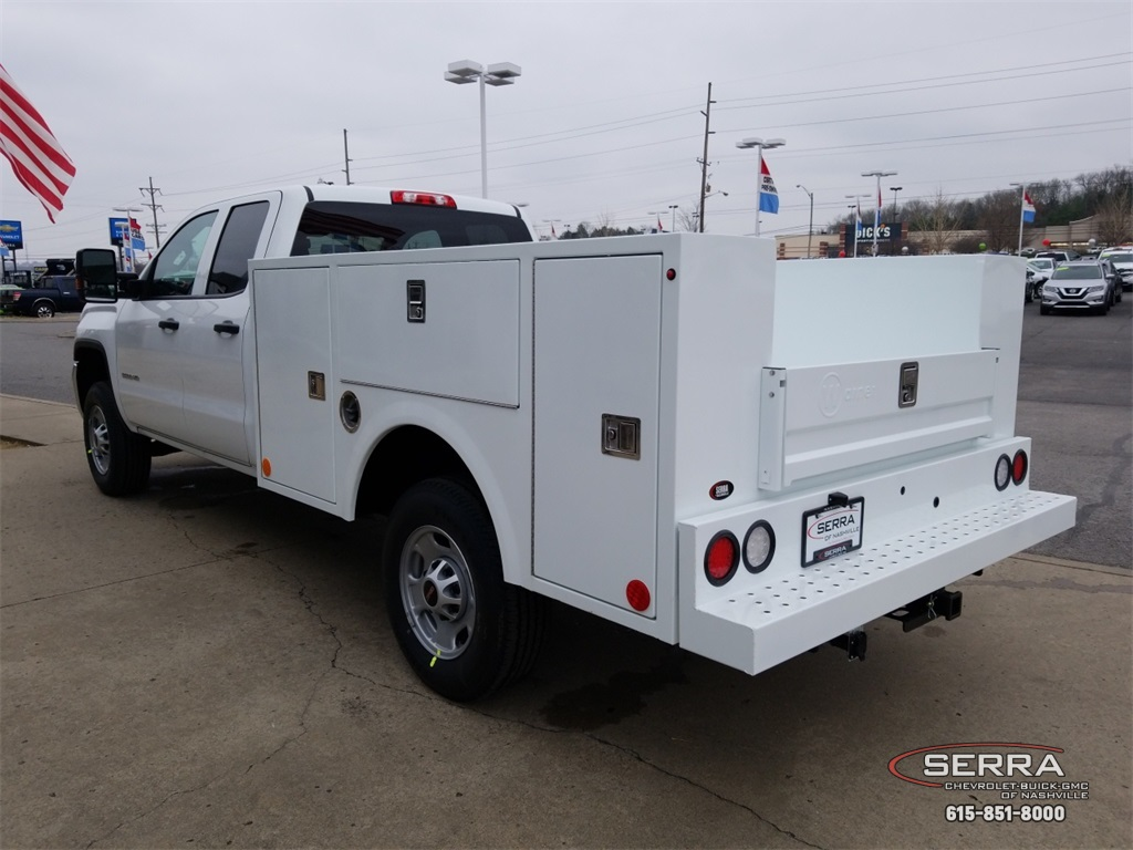 2019 Sierra 2500 Extended Cab 4x2,  Warner Select II Service Body #C92528 - photo 6